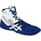 Asics Cael V6.0 Adult Wrestling Shoes navy-white