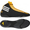 adiZERO Sydney Wrestling Shoes black-white-gold