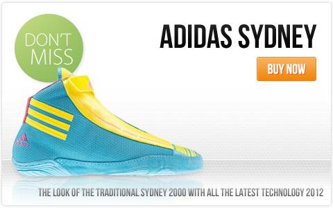 Adidas Sydney